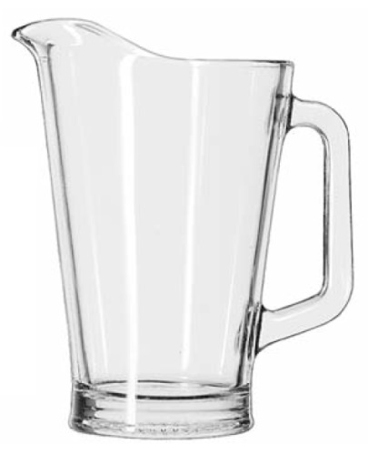 Libbey | Džbánek, skleněný - 180 cl