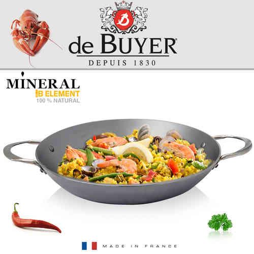 De Buyer | Lyon pánev Paella - průměr 50 cm