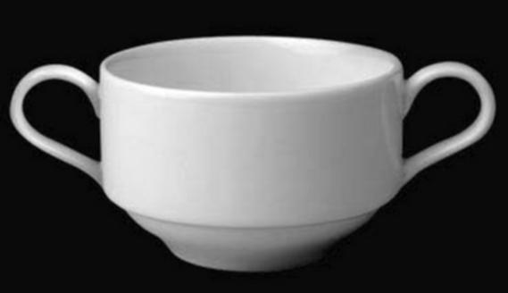 RAK Šálek na polévku stohovatelný - objem 30 cl