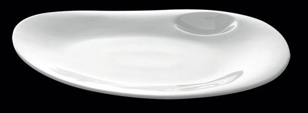 RAK Nabur talíř mělký oválný - 27 cm