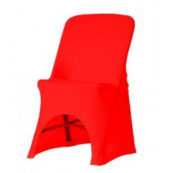 Maxchief Potah na židli Alex červený