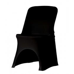 Maxchief Potah na židli Norman černý
