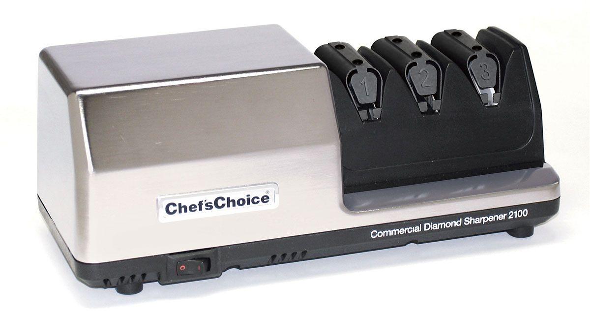 ChefsChoice | CC-2100, brusič nožů elektrický, CZ DISTRIBUCE
