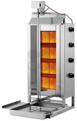 HENDI kebab gril plynový Profi line
