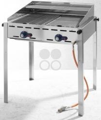 HENDI gril - Green fire 149492