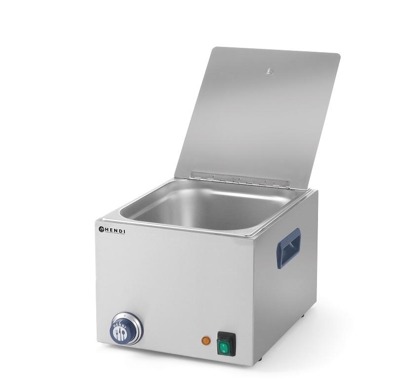 HENDI | 240502, ohřívač párků a klobás, objem 10 litrů