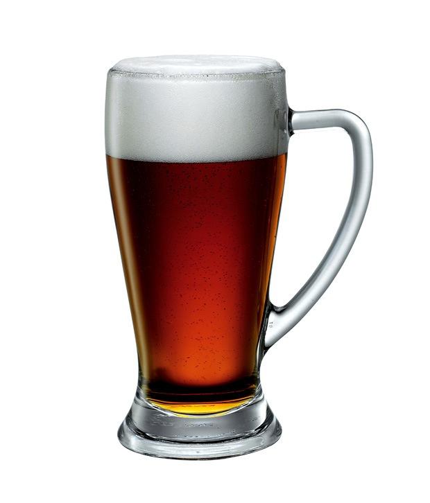 Bormioli Rocco Baviera sklenice na pivo 0,5 litru Bormioli Rocco džbánek na pivo s cejchem 0,5 l