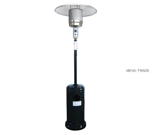 MEVA | Terasový ohřívač, topidlo ETNA TZ02002č - černá