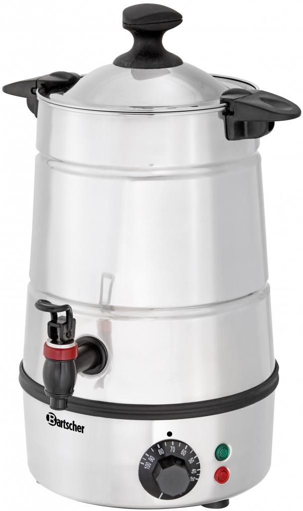 BARTSCHER 200061   Výrobník horké vody, objem 5 l Termos na horké nápoje Bartscher 200.061