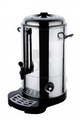 HENDI 211205 | Termos, Výrobník horké vody- objem 10 l, dvojitá stěna Izolovaný elektrický hr
