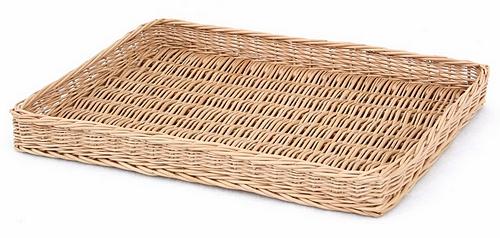Košík na pečivo obdélníkový nízký APS