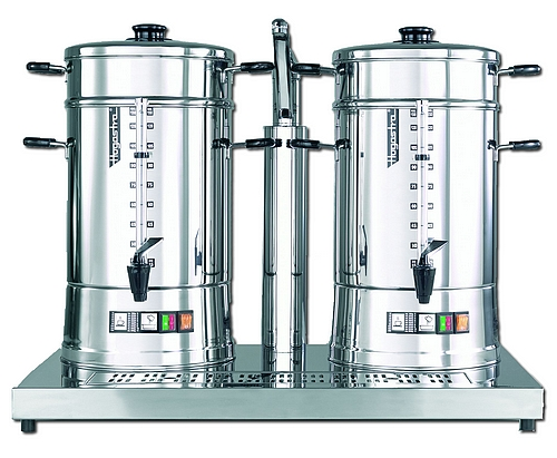 Automat na kávu Duo-Tec Hogastra - objem 33 l