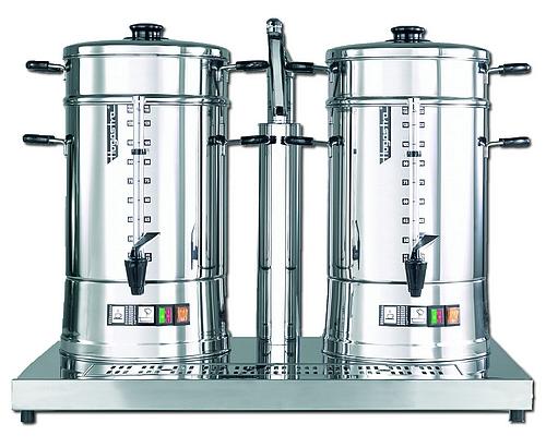 Automat na kávu Duo-Tec Hogastra - objem 40 l
