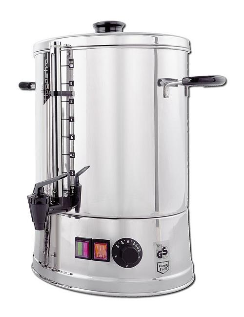 Automat na horkou vodu Hogastra - objem 10 l Hogastra - termos na horkou vodu, objem 10 litrů