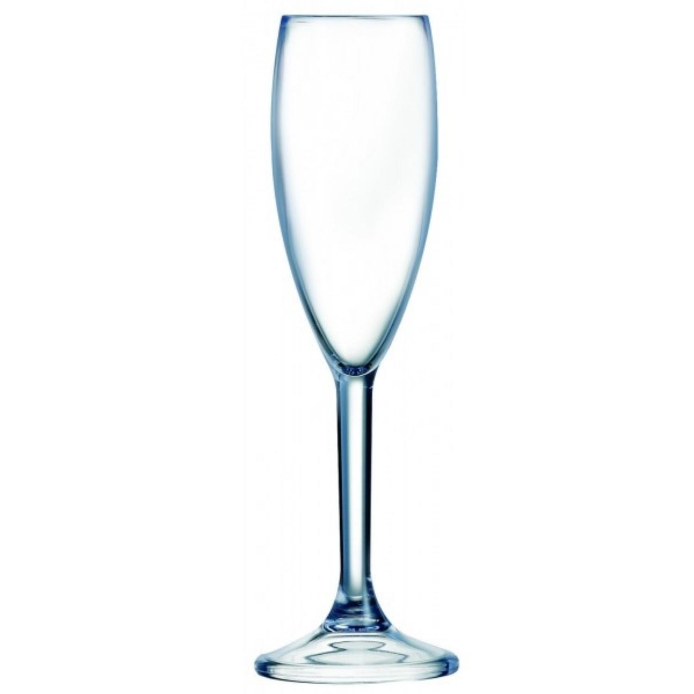 ARCOROC   OUTDOOR PERFECT plastová sklenice flétna 15 cl