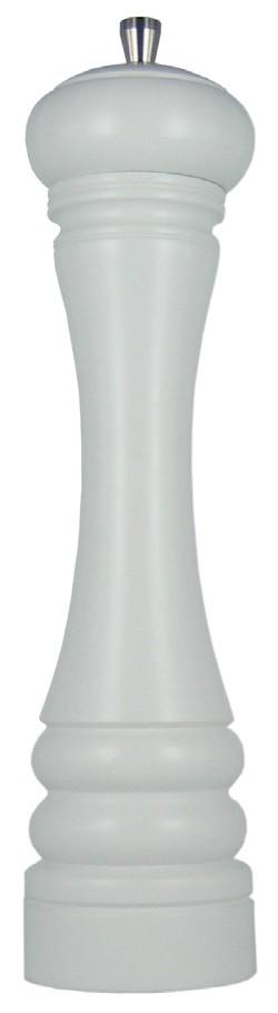 MARLUX   JAVA mlýnek na pepř, matný bílý, 40 cm
