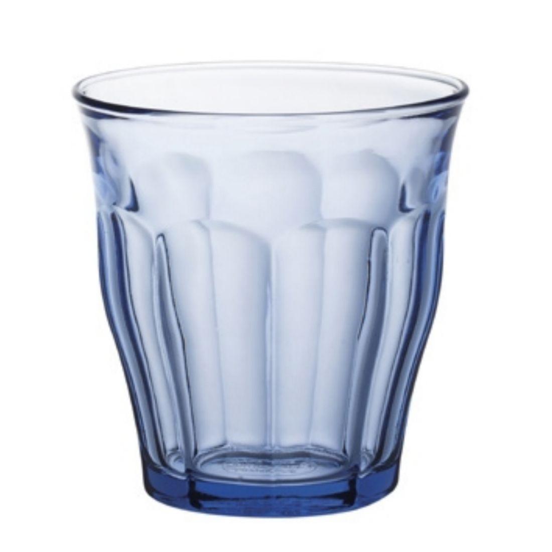 DURALEX | sklenice, Duritka Picardie, modrá, objem - 22 cl