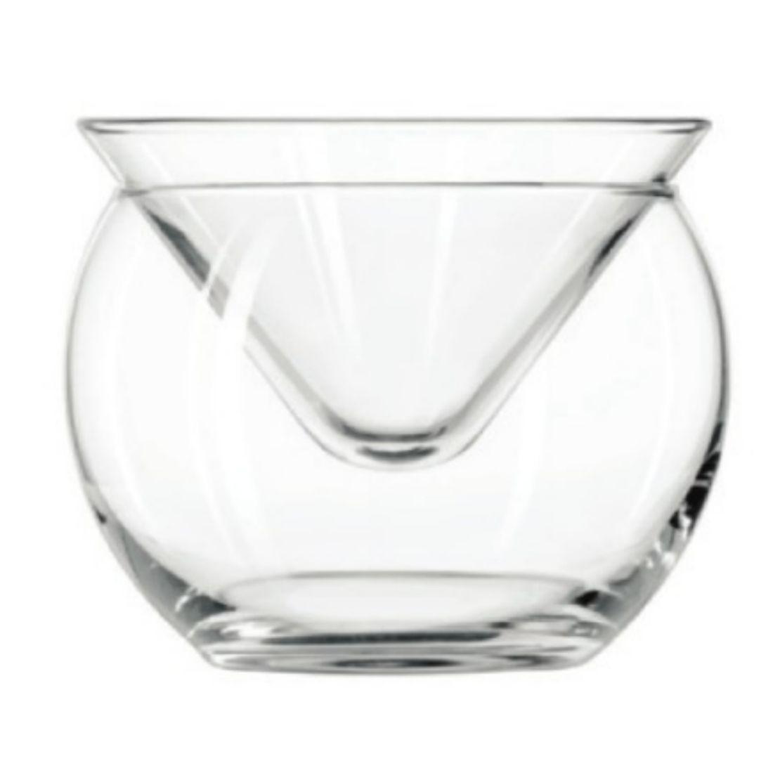 Chiller sklenička na martini 17 cl