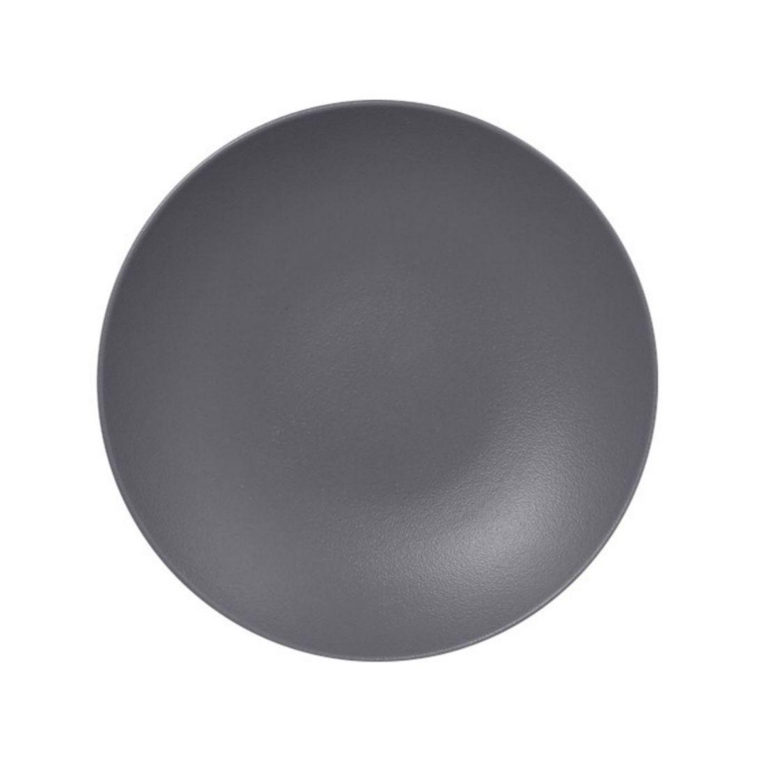 Talíř hluboký Nano 1900 ml šedý