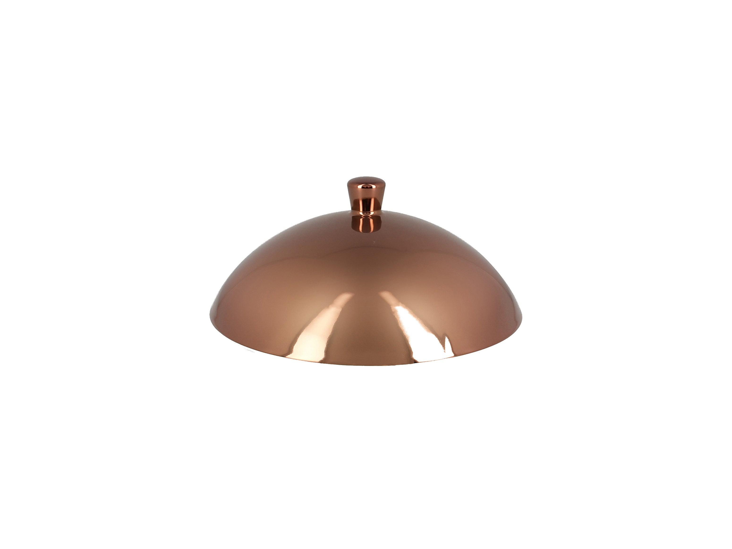 RAK | Metalfusion poklička pro talíř hluboký Gourmet pr. 13,6 cm, bronzová