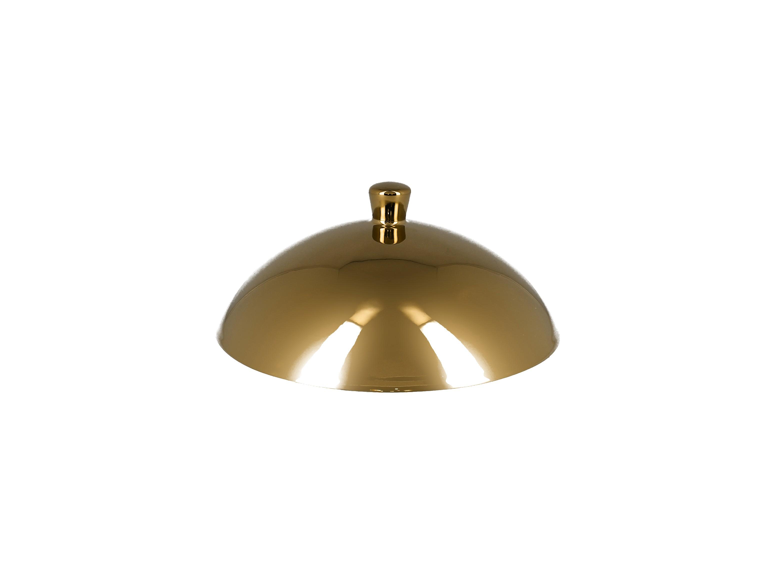 RAK | Metalfusion poklička pro talíř hluboký Gourmet pr. 13,6 cm, zlatá