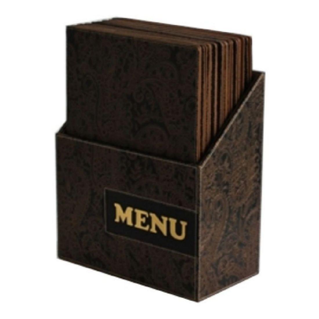 Úložný box + karty A4
